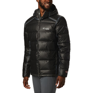 Columbia OutDry Ex Alta Peak Untuvatakki Miehet, black heather black heather