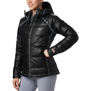 Columbia OutDry Ex Alta Peak Daunenjacke Damen black heather black heather