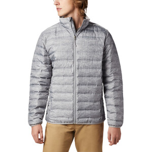 Columbia Lake 22 Daunenjacke Herren columbia grey heather columbia grey heather