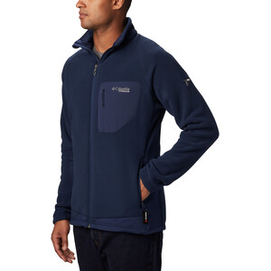 Columbia Titan Pass 2.0 II Fleecejacke Herren collegiate navy collegiate navy