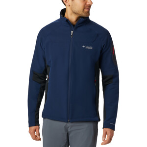 Columbia Titan Ridge 2.0 Hybrid Jacke Herren collegiate navy/black collegiate navy/black