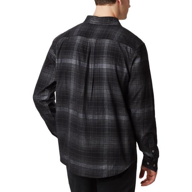 Columbia Flare Gun Cord Shirt Herren schwarz/grau