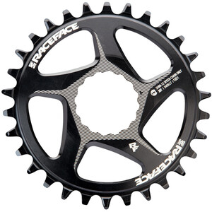 Race Face DM Cinch Chainring 12-speed 30T for Shimano ブラック