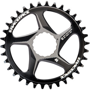 Race Face DM Cinch Chainring 12-speed 34T for Shimano ブラック
