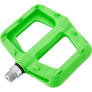 Race Face Ride Pedals グリーン