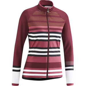 Gonso Lana Full-Zip LS Jersey Women winetasting winetasting