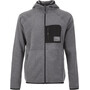 Pally'Hi Out of Border Fleecejacke Herren heather stone
