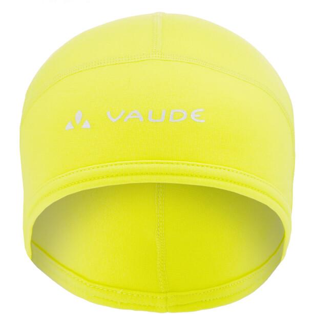 VAUDE Bike Warm Cap bright green