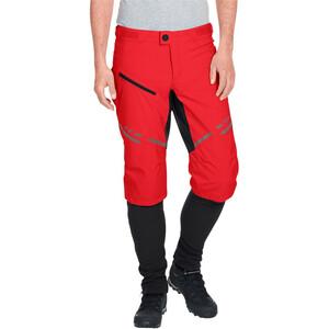 VAUDE Virt II Softshell Pants Herr mars red mars red
