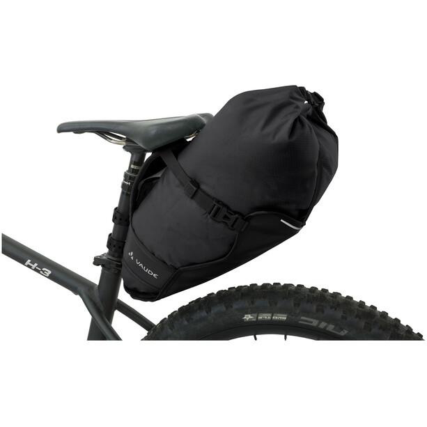 VAUDE Trailsaddle Satteltasche 12l schwarz