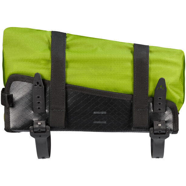 VAUDE Trailguide Oberrohrtasche 5l black/green