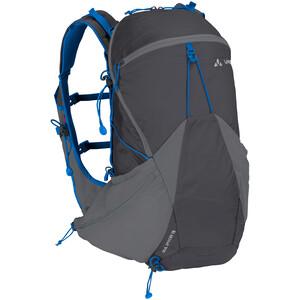 VAUDE Trail Spacer 18 Rucksack grau/blau grau/blau