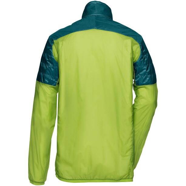 VAUDE Moab Ultralight Hybrid Jacke Herren petroleum