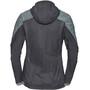 VAUDE Moab Ultralight Hybrid Jacke Damen iron