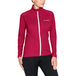 VAUDE Resca Light Softshell Jacket Dame cranberry cranberry