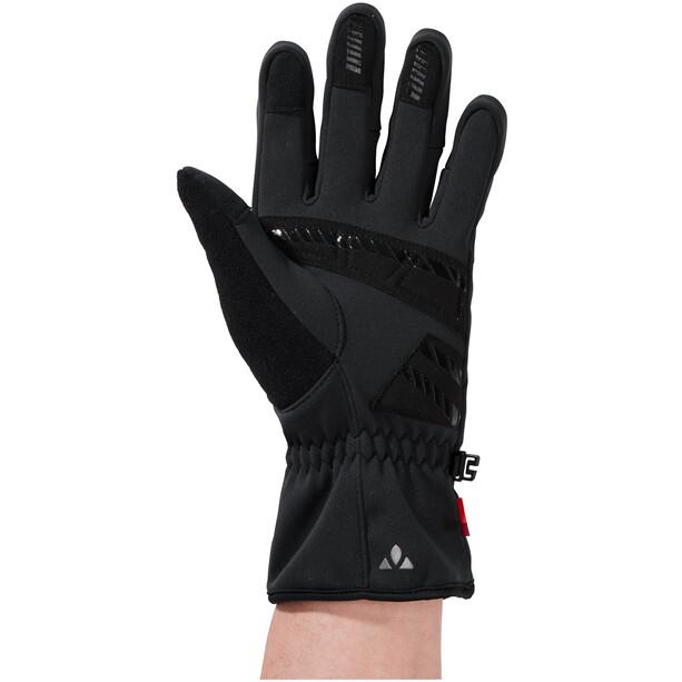 VAUDE Kura II Handschuhe schwarz
