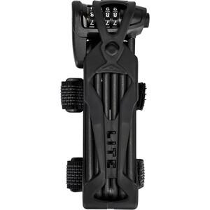ABUS Bordo Combo Lite 6150/85 Taittolukko, black black