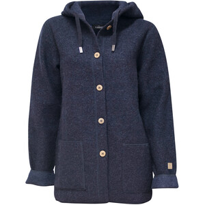Ivanhoe of Sweden GY Dalia Kapuzenjacke Damen light navy light navy