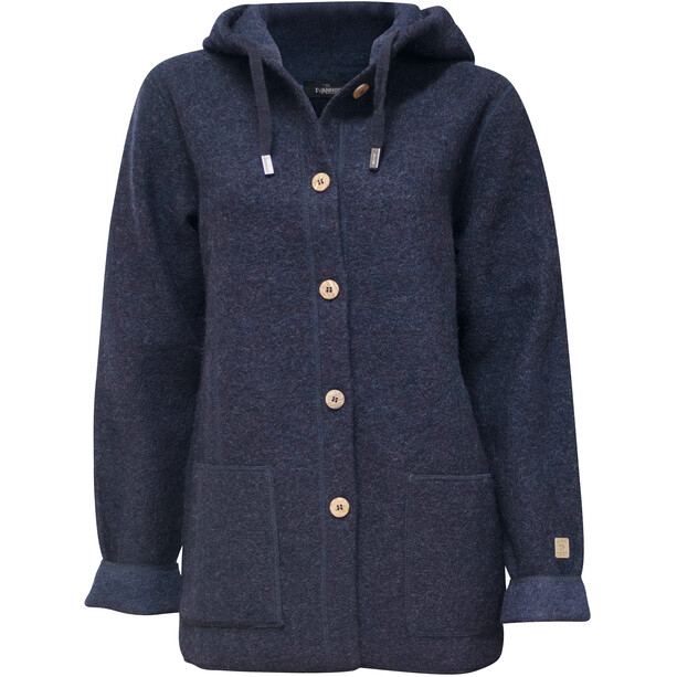 Ivanhoe of Sweden GY Dalia Kapuzenjacke Damen light navy