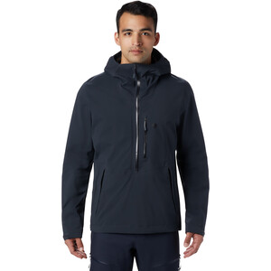 Mountain Hardwear Exposure/2 Gore-Tex Paclite Stretch Pullover Herren dark storm dark storm