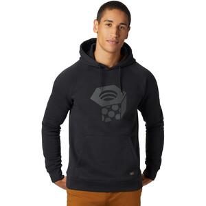 Mountain Hardwear Hardwear Logo Pullover Hoodie Herren black black
