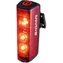 SIGMA SPORT Blaze Rear Light with Brake Light Function