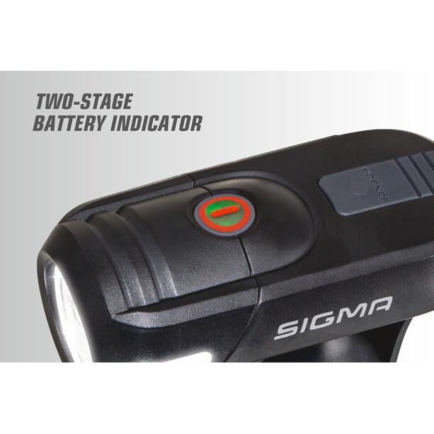 SIGMA SPORT Aura 45/Nugget II USB Beleuchtungsset