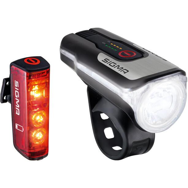 SIGMA SPORT Aura 80/Blaze Kit Éclairages USB