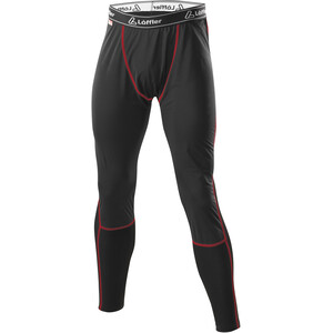 Löffler WS Transtex Light Underpants Men black/red black/red
