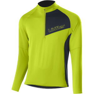 Löffler CF Smart LS Jersey Men lime lime