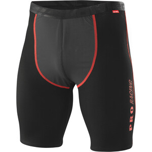 Löffler WS Transtex Light Boxer Shorts Men black/red black/red