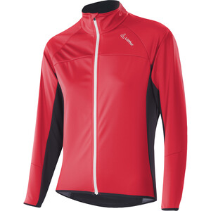 Löffler Alpha WS Light Bike Jacket Women flamenco flamenco