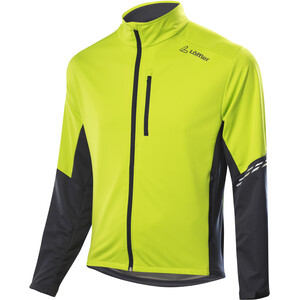 Löffler Padua CF WS Light Bike Jacket Men lime lime