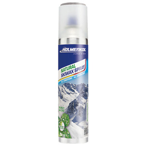Holmenkol Natural Cire pour ski Spray 200ml