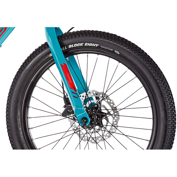 "ORBEA MX Team-Disc 20"" Kinder blue/red"
