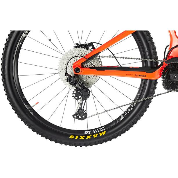 ORBEA Wild FS M10 orange/black