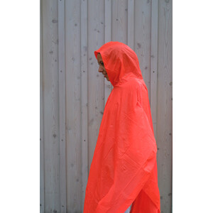 Coghlans Leichter Poncho orange orange