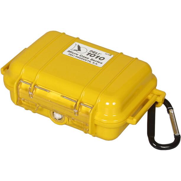 Peli MicroCase 1010 Box gelb
