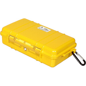 Peli MicroCase 1060, geel geel