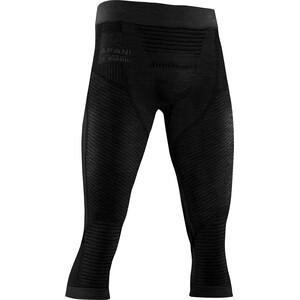 X-Bionic Apani 4.0 3/4 Merino Hose Herren black black
