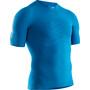 X-Bionic Effektor G2 Laufshirt Kurzarm Herren blau
