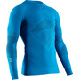 X-Bionic Energizer 4.0 Langarm Rundhalsshirt Herren teal blue/anthracite