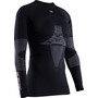 X-Bionic Energizer 4.0 Langarm Rundhalsshirt Damen opal black/arctic white