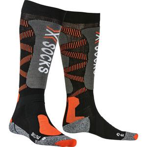 X-Socks Ski LT 4.0 Socken black/x-orange black/x-orange
