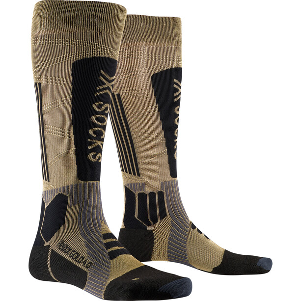 X-Socks Helixx Gold 4.0 Sukat Miehet, kulta