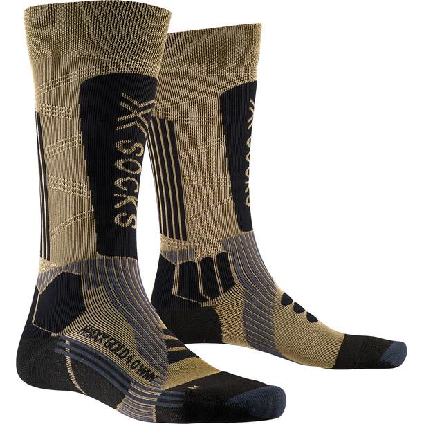 X-Socks Helixx Gold 4.0 Socken Damen gold/black