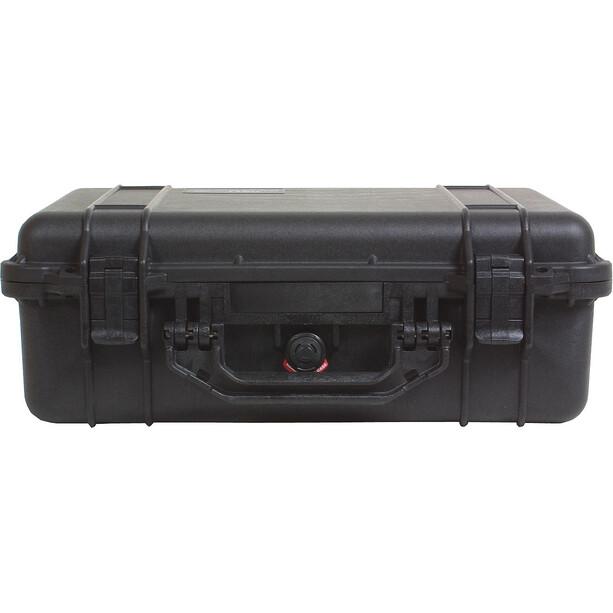 Peli 1500 Box mit Schaumeinsatz black