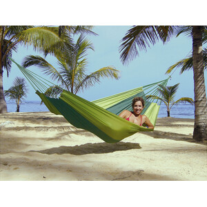 Amazonas Silk Traveller Leichte Hängematte green green