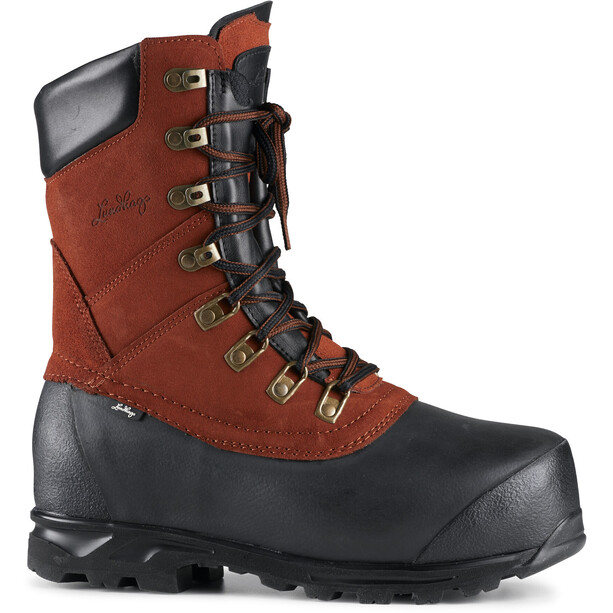 Lundhags Skare Expedition Boots Dam Pecan