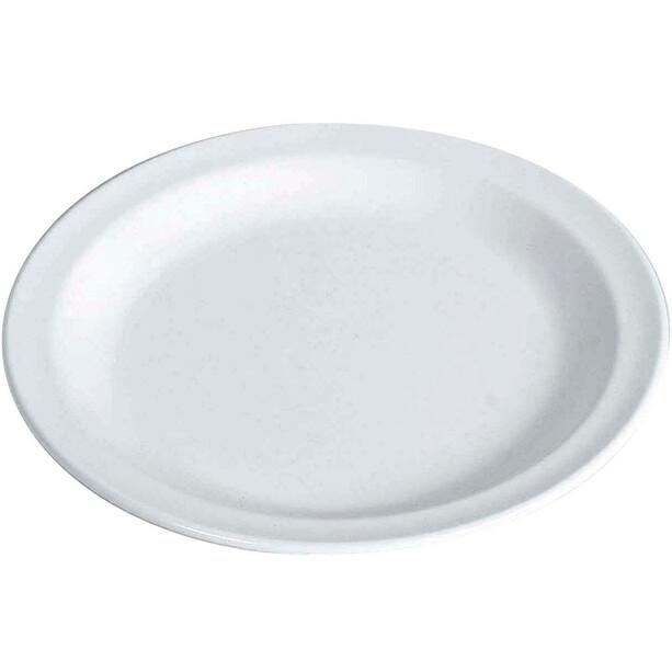 Waca Teller Melamin Flach 23,5cm white